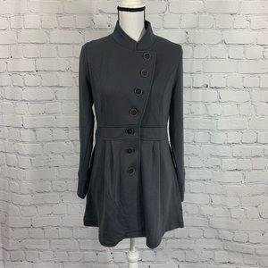 ModCloth Lightweight Coat Sz Large